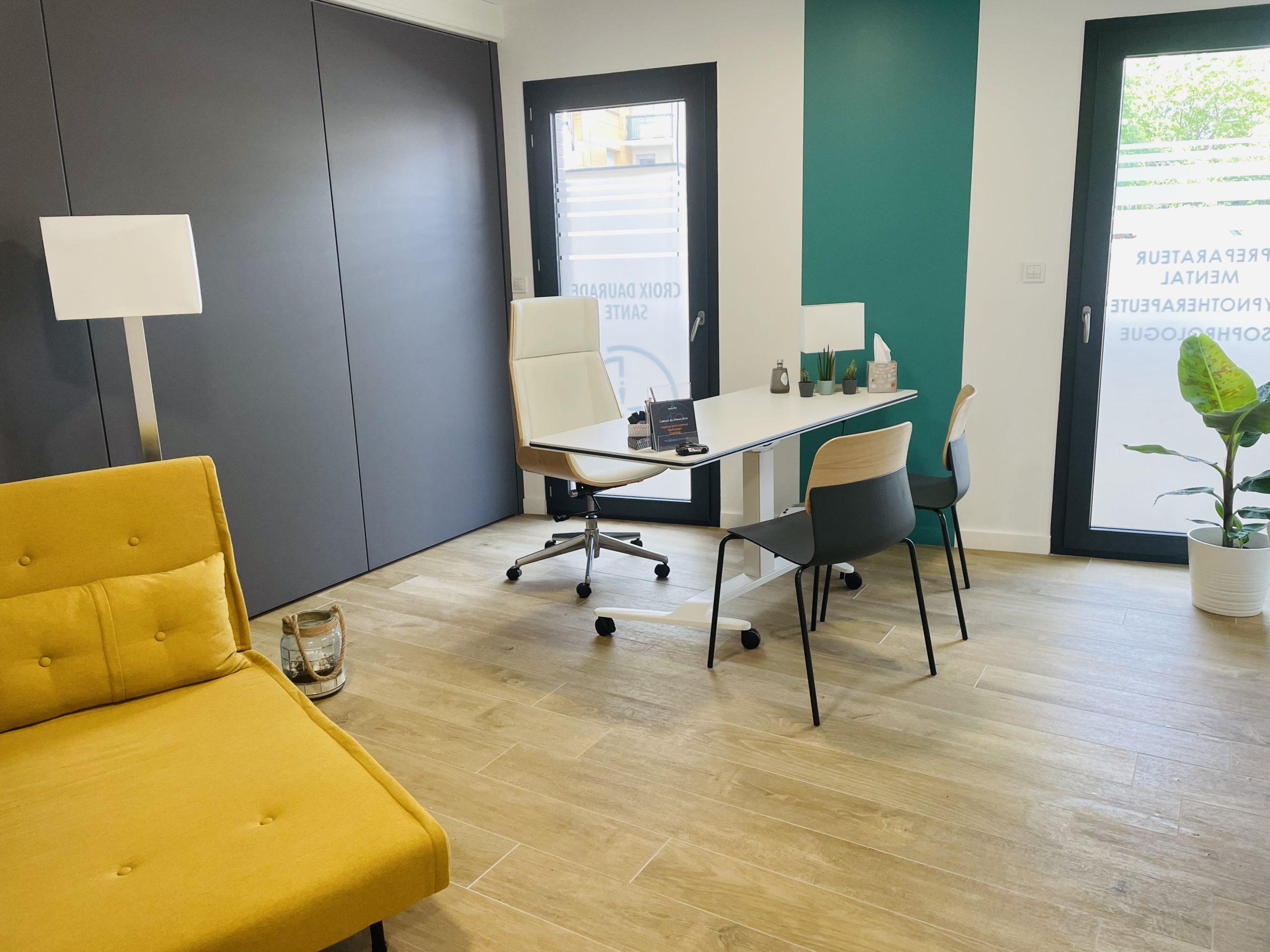 Le nouveau bureau de Croix-Daurade