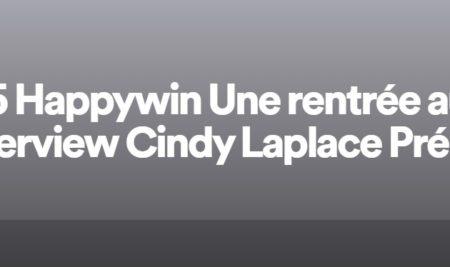 Podcast HappyWin – Les effets de la relaxation Interview de Cindy LAPLACE – Préparatrice Mentale